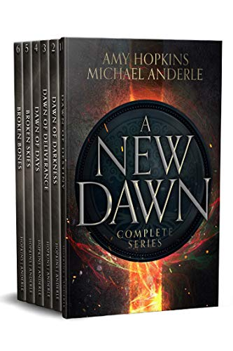 A New Dawn Omnibus: Complete Series Boxed Set - ASIN B07RYXDN4D