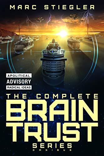 The Braintrust Complete Series Omnibus - ASIN B086RX2Y2Z