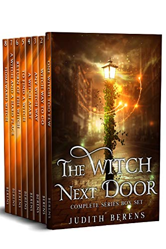 The Witch Next Door Complete Series Omnibus - ASIN B0874WR1BW