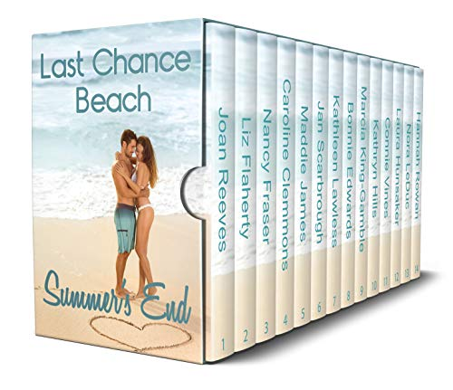 Last Chance Beach: Summer's End - ASIN B08CV3GN3R