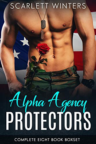 Alpha Agency Protectors : Complete 8 Book Collection - ASIN B08DM3PXZ1