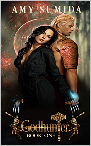 Godhunter (The Godhunter Series Book 1) - ASIN B00E9HY740