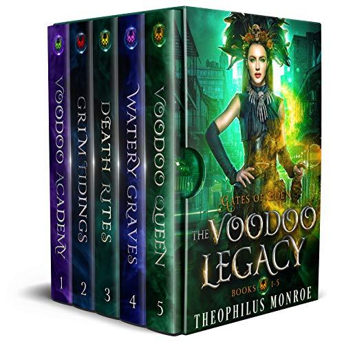 The Voodoo Legacy Complete Series - ASIN B08HFKKSM2