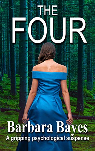 The Four: A gripping psychological suspense - ASIN B08JLCG3Z7