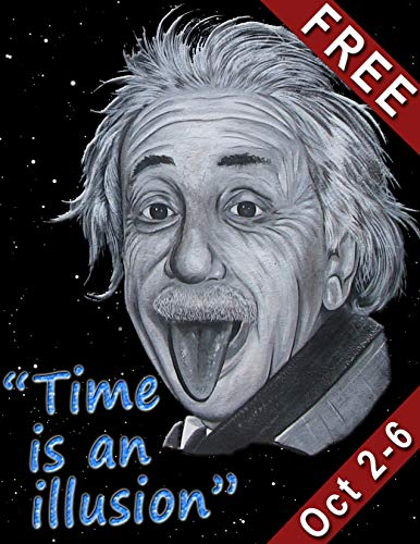 TIME IS AN ILLUSION - ASIN B08JS2WWLB