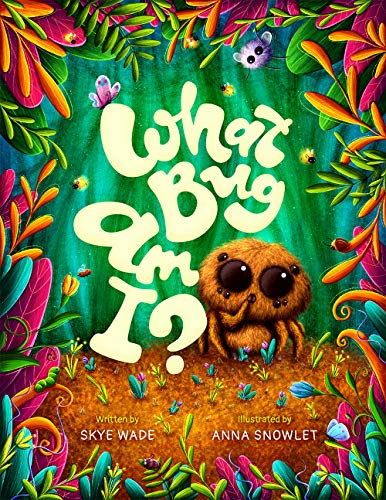 What Bug Am I?: A Funny, Educational Story about Backyard Bugs. Bug Book for Kids with Insect Facts. - ASIN B08L8MNYC3